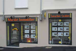 logo Agence mardie immobilier